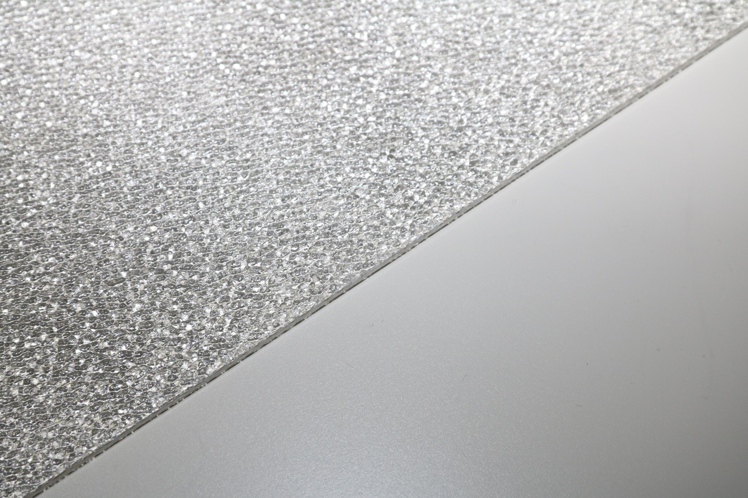 Polycarbonate floor protection