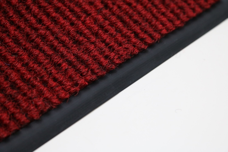 Brilliant Cord red mats